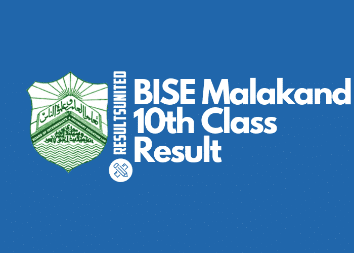BISE Malakand 10th Class Result
