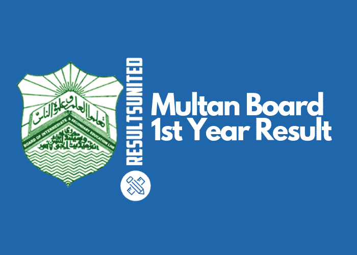 Multan Board 11th Class Result