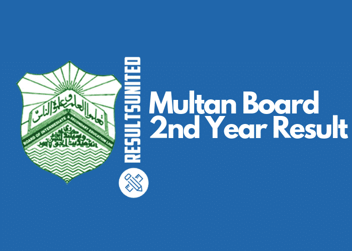 Multan Board 2nd Year Result